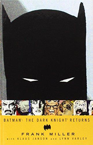 Batman: The Dark Knight Returns: Costanza, John,Varley, Lynn,Janson,
