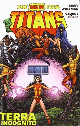 9781435223738: Terra Incognito (New Teen Titans)
