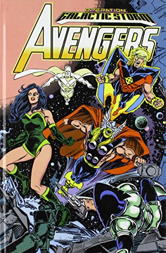 9781435224872: Avengers 1: Operation: Galactic Storm