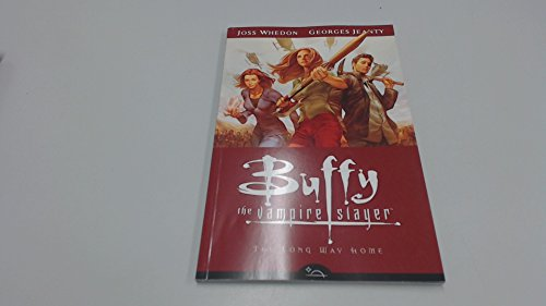 9781435227040: Buffy the Vampire Slayer 1: The Long Way Home: Season Eight