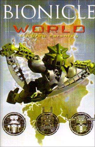 9781435227897: Bionicle World (Bionicle Guide)