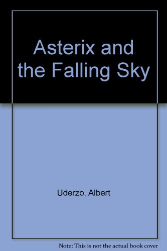 Asterix and the Falling Sky: Uderzo, Albert