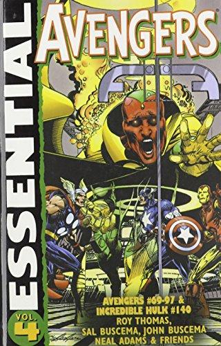 9781435230354: Essential Avengers (Essentials)