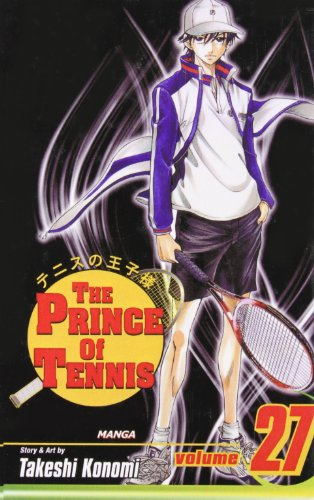 The Prince of Tennis 27 (Prince of Tennis): Takeshi Konomi