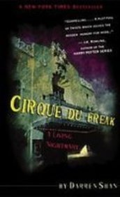 9781435233584: Cirque Du Freak: A Living Nightmare (The Saga of Darren Shan)
