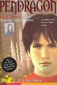 9781435234383: The Quillan Games (Pendragon)