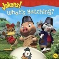 What's Hatching? (Jakers! (8x8))