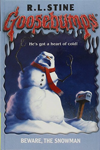 9781435236899: Beware, the Snowman (Goosebumps)