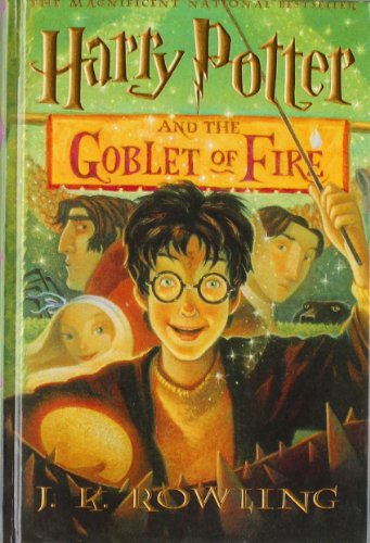 9781435238114: Harry Potter and the Goblet of Fire