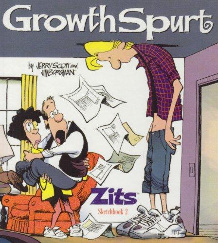9781435242135: Growth Spurt (Zits Collection Sketchbook)