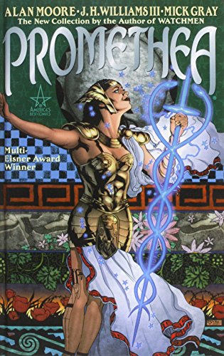 Promethea, Book 1 (1435242629) by Alan Moore