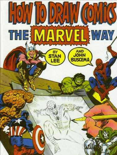 9781435242678: How to Draw Comics the Marvel Way