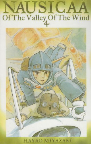 9781435243033: Nausicaa of the Valley of the Wind