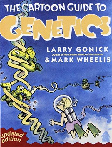9781435245457: The Cartoon Guide to Genetics