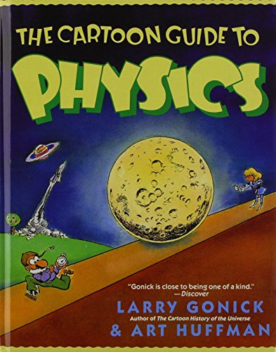 9781435245464: Cartoon Guide to Physics
