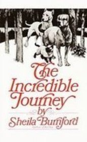 The Incredible Journey: Burnford, Sheila
