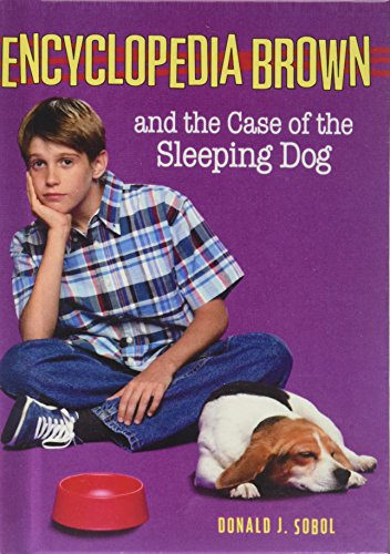 9781435246775: Encyclopedia Brown and the Case of the Sleeping Dog