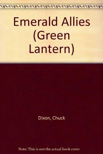 9781435246836: Emerald Allies (Green Lantern)
