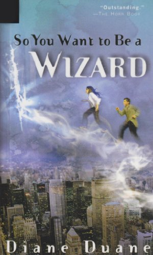 9781435247109: So You Want to Be a Wizard (Young Wizards)