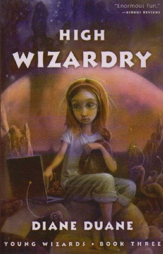 9781435247758: High Wizardry (Young Wizards)
