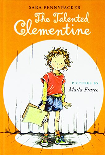 The Talented Clementine (1435255054) by Sara Pennypacker
