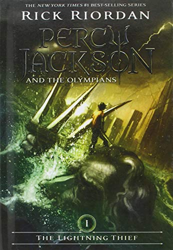 9781435256897: The Lightning Thief (Percy Jackson and the Olympians)