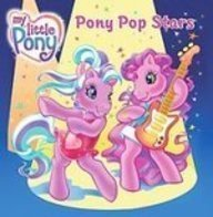 My Little Pony: Pony Pop Stars: Scout Driggs, Julie