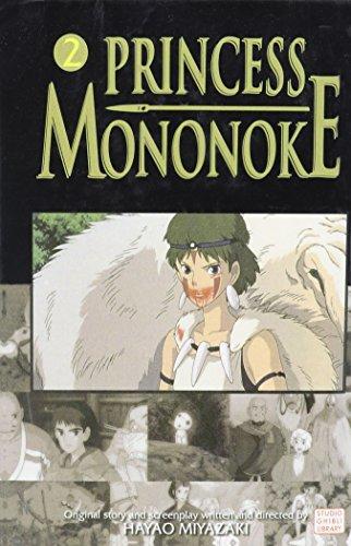 9781435259812: Princess Mononoke 2