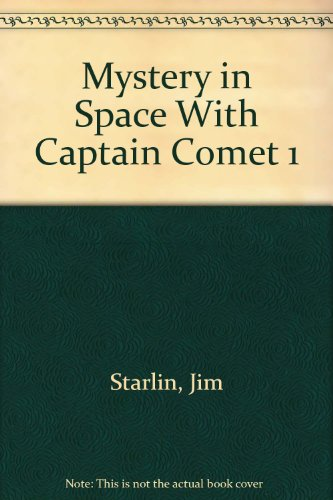 9781435261877: Mystery in Space With Captain Comet 1