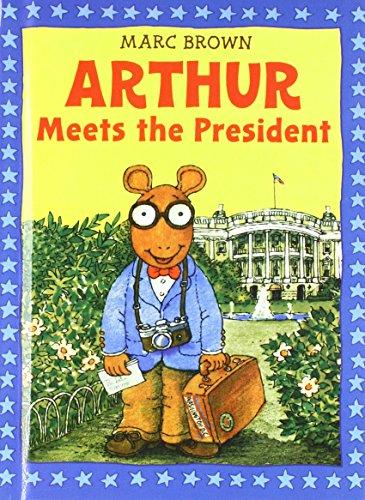 9781435264991: Arthur Meets the President (Arthur Adventure)