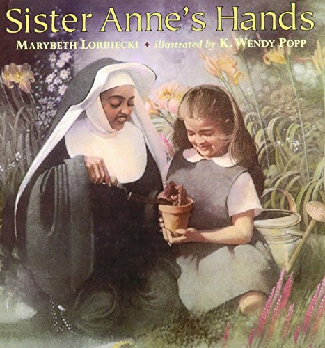 Sister Anne's Hands (Picture Puffins): Lorbiecki, Marybeth