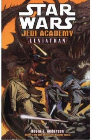 9781435269194: Star Wars: Jedi Academy-leviathan