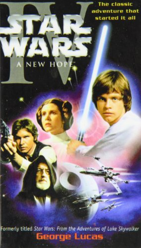 9781435270169: Star Wars: A New Hope