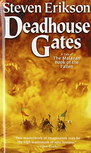 9781435270305: Deadhouse Gates (Malazan Book of the Fallen)