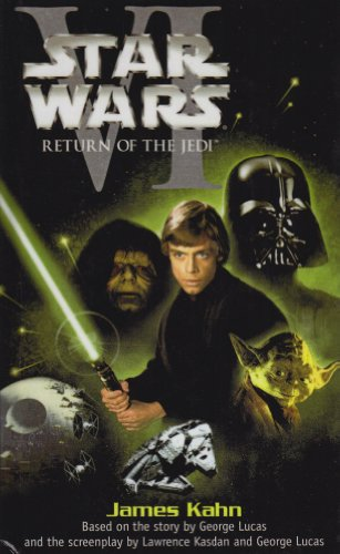 Return of the Jedi (Star Wars): James Kahn