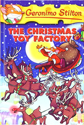 9781435274075: The Christmas Toy Factory