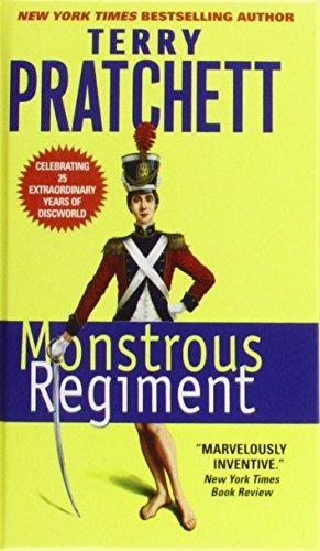9781435274792: Monstrous Regiment