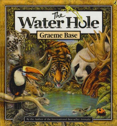 The Water Hole: Graeme Base