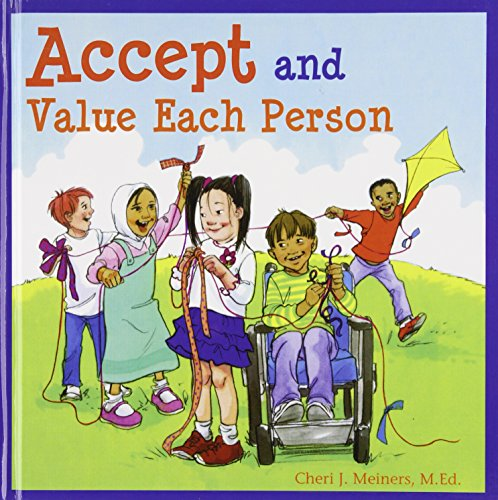 9781435275379: Accept and Value Each Person (Learning to Get Along)
