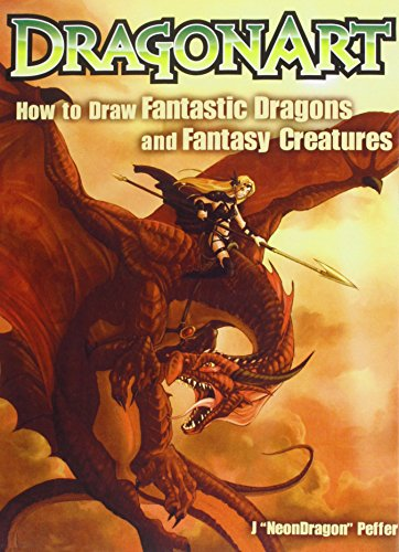 9781435276222: Dragonart: How to Draw Fantastic Dragons and Fantasy Creatures