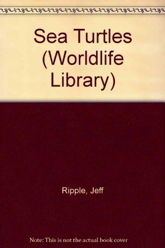 Sea Turtles (Worldlife Library): Ripple, Jeff