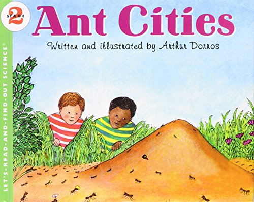 9781435278196: Ant Cities (Lets Read and Find Out Books)