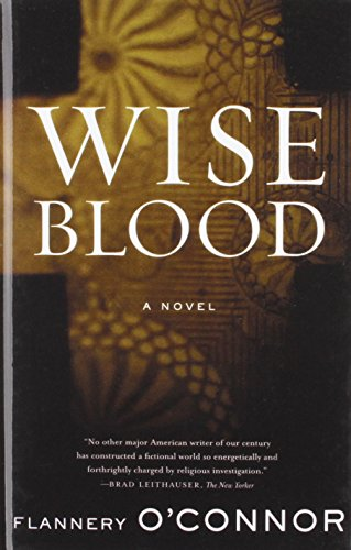 Wise Blood (1435283562) by Flannery O'Connor