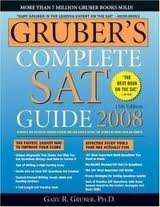 9781435285743: Gruber's Complete Sat Guide 2008