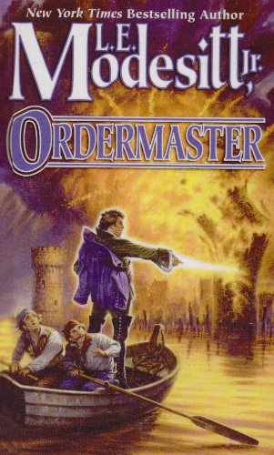 Ordermaster (Saga of Recluce) (1435288068) by Modesitt, L. E.