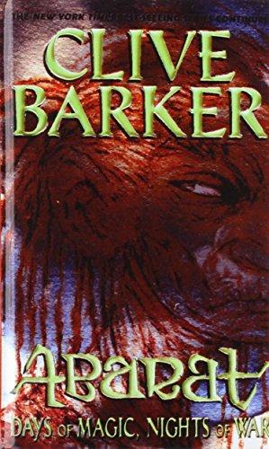 Abarat Days of Magic, Nights of War: Barker, Clive
