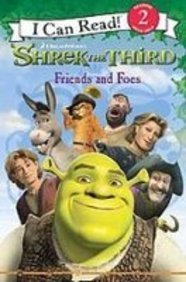 9781435289093: Shrek the Third: Friends and Foes (I Can Read, Level 2)