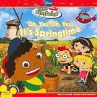 Oh Yes, Oh Yes, It's Springtime! (Little Einsteins) (9781435289581) by Susan Ring