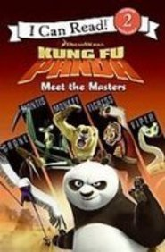 9781435289758: Kung Fu Panda Meet the Masters (I Can Read, Level 2)