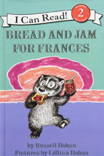9781435289888: Bread and Jam for Frances (I Can Read, Level 2)